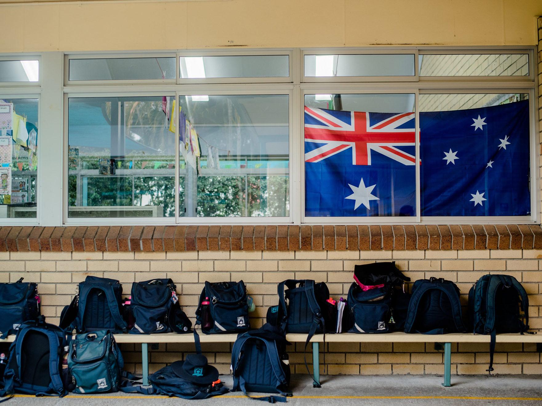 学校の様子